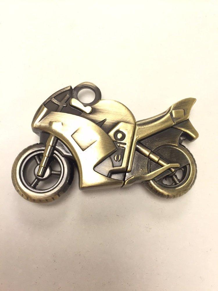 Флешка мотоцикл в подарок 30