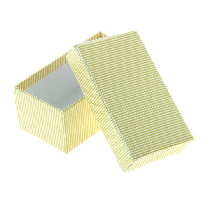 """Коробка подарочная """"Золотые линии"""" - 2"""