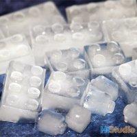 Форма для льда или шоколада кирпич Лего